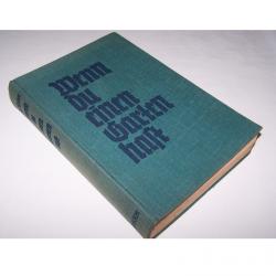 Literatur - Sachbücher - Wenn Du einen Garten hast