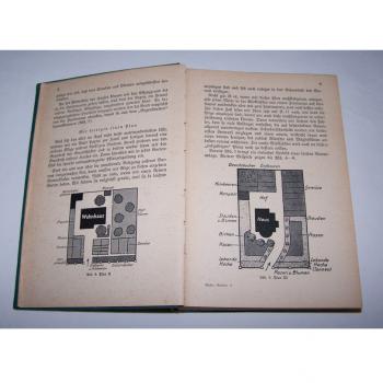 Literatur - Sachbücher - Wenn Du einen Garten hast - Grundstücksaufteilung