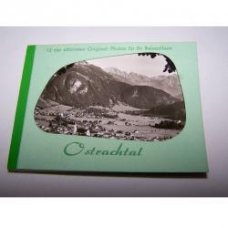 Souvenirs - Minifoto-Set vom Ostrachtal