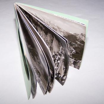 Souvenirs - Minifoto-Set vom Ostrachtal - Motive