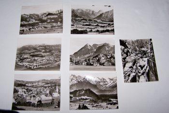 Souvenirs - Minifoto-Heftchen - Sonthofen - Motivbeispiele