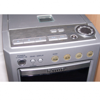 Audio, Video & Photo - aiwa Compact Disc Stereo System - Bedienelemente