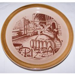Haushalt -servieren - Geschirr - Pizzateller Castellania