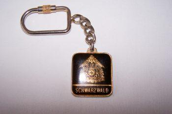 Haushalt - aufbewahren - Schlüsselanhänger Schwarzwald