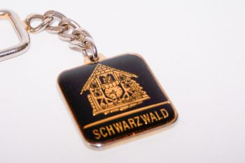 Haushalt - aufbewahren - Schlüsselanhänger Schwarzwald - Motiv
