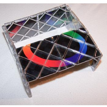 Spiel - Rubik's Magic - Drei Wände mit Dach