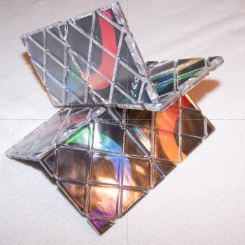 Spiel - Rubik's Magic - Dreiecke