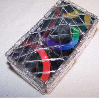 Spiel - Rubik's Magic - Box