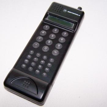 Büro - IT & Kommunikation - Sprechender Rechner Motorola