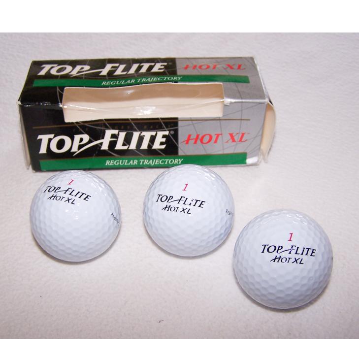 Sport - Sommer - Golfbälle mit Werbeaufdruck von Motorola