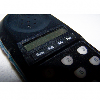 Büro - IT & Kommunikation - CT2-Schnurlos-Telefon Motorola Silverlink 2000 - Display