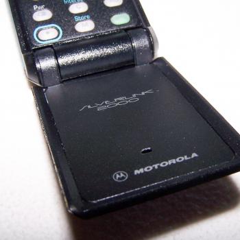 Büro - IT & Kommunikation - CT2-Schnurlos-Telefon Motorola Silverlink 2000 - Schutzklappe