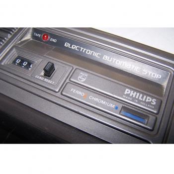 Audio, Video & Photo - Cassetten-Recorder Philips N 2229 AV - Anzeige