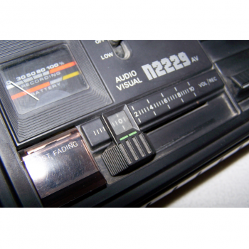 Audio, Video & Photo - Cassetten-Recorder Philips N 2229 AV - Bedienung