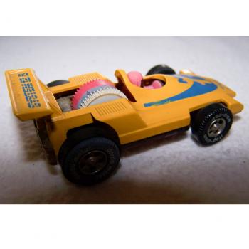 Hobby - Modellautos - Darda Rennwagen gelb