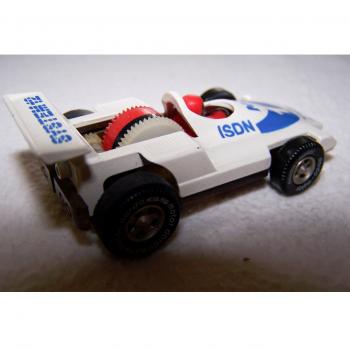 Hobby - Modellautos - Darda Rennwagen weiß