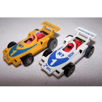Hobby - Modellautos - Darda Rennwagen