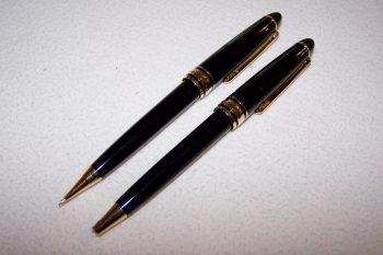 Büro - Bürowerkzeuge - Motorola Schreibset - Kugelschreiber und Bleistift
