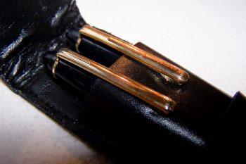 Büro - Bürowerkzeuge - Motorola Schreibset - offen