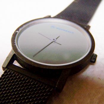 Schmuck - Uhren - Armbanduhr stainless steal - Rene Lindlov - Ziffernblatt