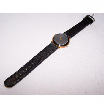 Schmuck - Uhren - Armbanduhr - ziffernblatt mit horizontalem Muster