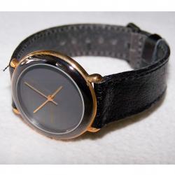 Schmuck - Uhren - Armbanduhr - ziffernblatt mit horizontalem Muster - geschlossen