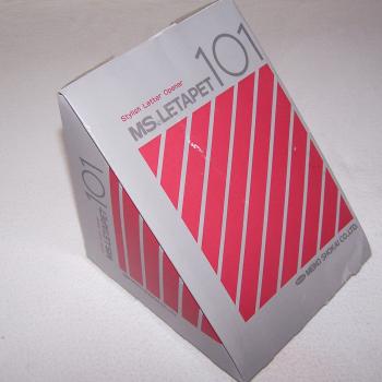 Büro - Bürowerkzeuge - Elektrischer Brieföffner - originalverpackt