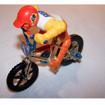 Spiel - Reißleinen-BMX-Rennrad