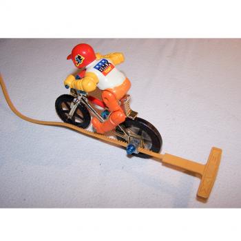 Spiel - Reißleinen-BMX-Rennrad - Schwungrad-Reißleine