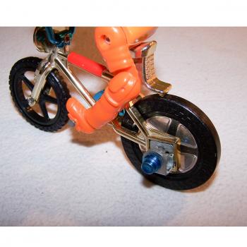 Spiel - Reißleinen-BMX-Rennrad - Schwungrad