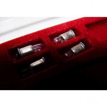 Haushalt - Sicherheit - Taschenlampe Mini Mag-Lite - Ersatzbirnen