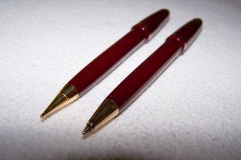 Büro - Bürowerkzeuge - Schreibwerkzeuge - Kugelschreiber-/Minenbleistift-Set Technopol