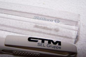 Büro - Bürowerkzeuge - Schreibwerkzeuge - Pelikan Kugelschreiber weiß - CTM
