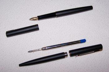 Büro - Bürowerkzeuge - Schreibwerkzeuge - Füllfederhalter-/Kugelschreiber-Set Parker - Mine