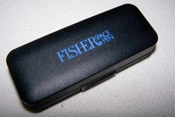 Büro - Bürowerkzeuge - Schreibwerkzeuge - Fisher Space Pen - Weltraum-Kugelschreiber - Etui