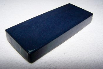 Büro - Bürowerkzeuge - Lupe mit Metallgriff - Etui