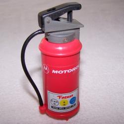 Licht - Feuerlöscher-Feuerzeug - stehend