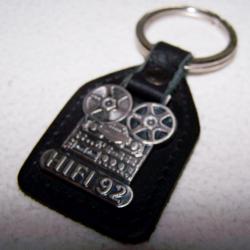 Haushalt - Sicherheit - Schlüsselanhänger - HiFi 92