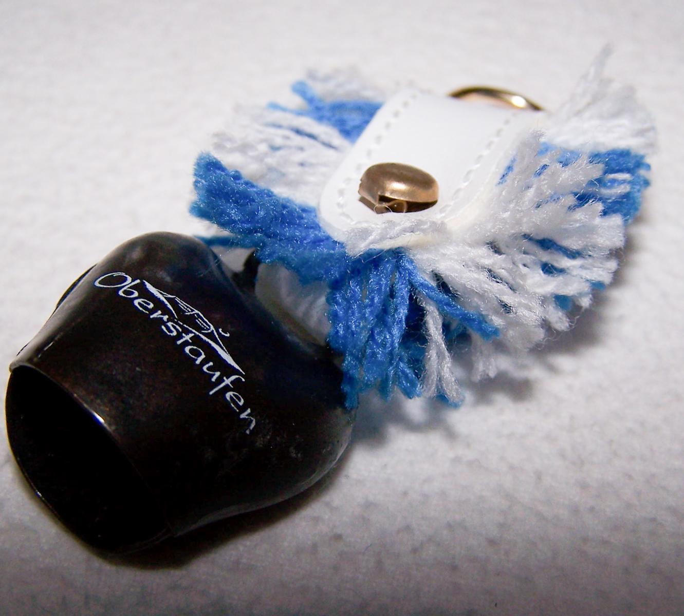 Haushalt - Sicherheit - Schlüsselanhänger - Oberstaufen mit Kuhglocke