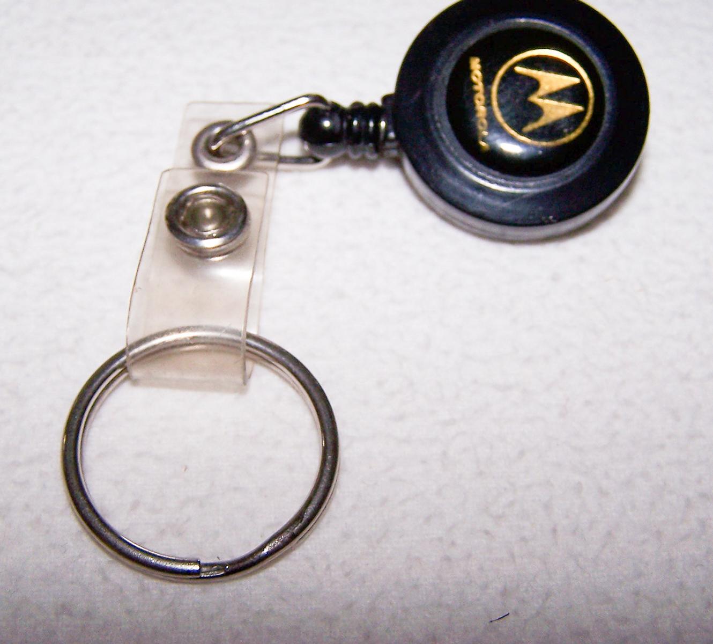 Haushalt - Sicherheit - Schlüsselanhänger - Motorola Ausziehmechanismus