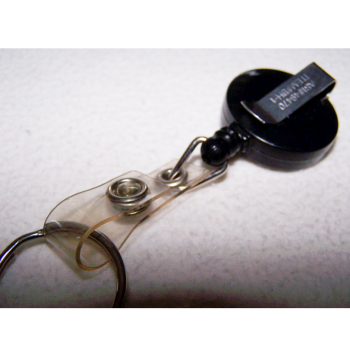 Haushalt - Sicherheit - Schlüsselanhänger - Motorola Ausziehmechanismus - Gürtelclip