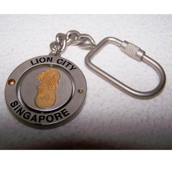 Haushalt - Sicherheit - Schlüsselanhänger - Singapur