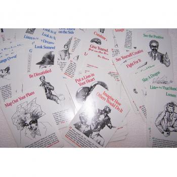 Spiel - Kreativ-Karten-Set - 64 Karten