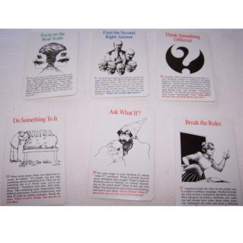 Spiel - Kreativ-Karten-Set - Kartenbeispiele