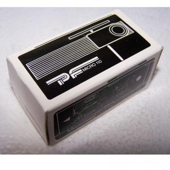 Audio-Video-Foto - Mini-Fotokamera PF Micro 110 - originalverpackt
