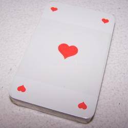 Spiel - Jass-Karten - französisches Blatt