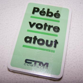Spiel - Jass-Karten - französisches Blatt - Rückseite