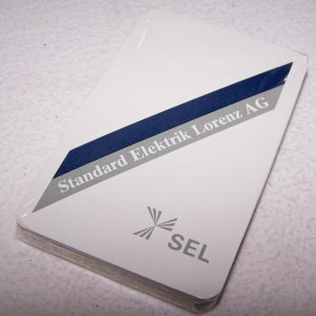 Spiel - Skat-Karten - SEL - in Kunststofffolie