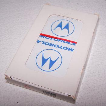 Spiel - Skat-Karten - Motorola Astro - originalverpackt