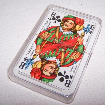 Spiel - Skat-Karten - Telekom Mobilfunk - Karten